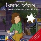 Glitzernde Gutenacht-Geschichten / Lauras Stern Gutenacht-Geschichten Bd.9 (1 Audio-CD)