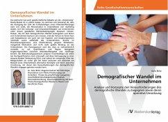 Demografischer Wandel im Unternehmen