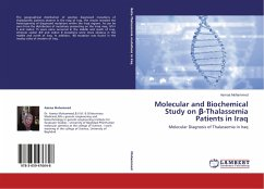 Molecular and Biochemical Study on ß-Thalassemia Patients in Iraq