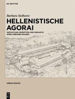 Hellenistische Agorai - Sielhorst, Barbara