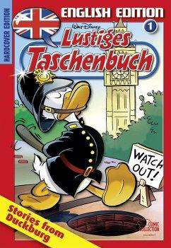 Lustiges Taschenbuch English Edition 01 - Disney, Walt