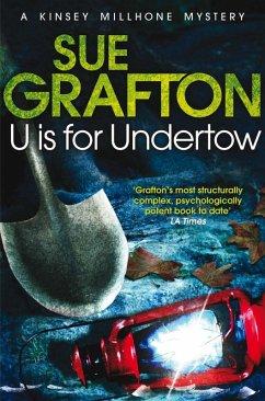 U is for Undertow (eBook, ePUB) - Grafton, Sue