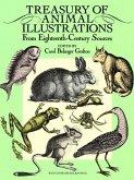 Treasury of Animal Illustrations (eBook, ePUB)