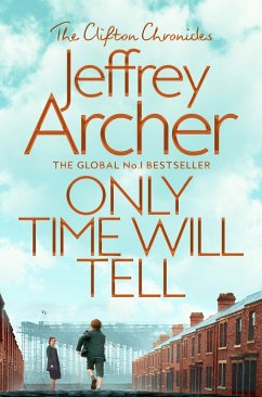 Only Time Will Tell (eBook, ePUB) - Archer, Jeffrey