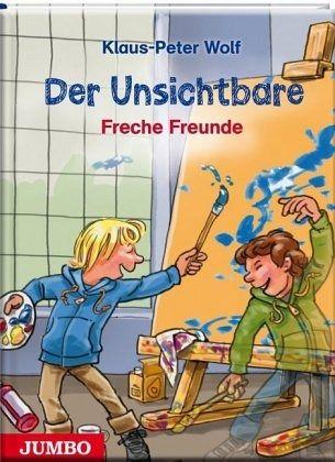 Buch-Reihe Der Unsichtbare