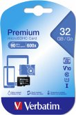 Verbatim microSDHC 32GB Class 10 UHS-I