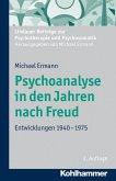 Psychoanalyse in den Jahren nach Freud (eBook, PDF)