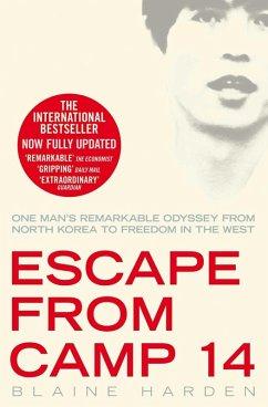 Escape from Camp 14 (eBook, ePUB) - Harden, Blaine