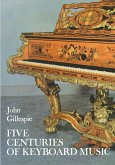 Five Centuries of Keyboard Music (eBook, ePUB)