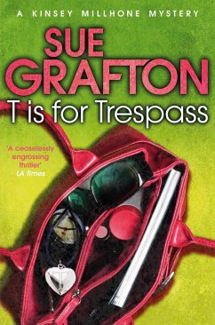 T is for Trespass (eBook, ePUB) - Grafton, Sue