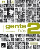 Gente hoy 02. Libro de trabajo + Audio-CD (MP3)