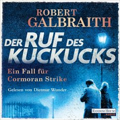 Der Ruf des Kuckucks / Cormoran Strike Bd.1 (MP3-Download) - Galbraith, Robert