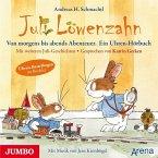 Juli Löwenzahn - Von früh bis abends Abenteuer (1 Audio-CD)