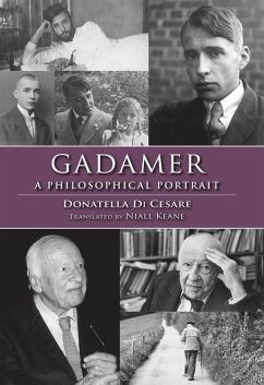 Gadamer (eBook, ePUB) - Di Cesare, Donatella