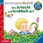 Was kriecht und krabbelt da? / Wieso? Weshalb? Warum? Junior Bd.36 (1 Audio-CD)