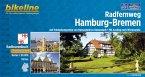 Bikeline Radtourenbuch Radfernweg Hamburg-Bremen