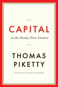Capital in the Twenty-First Century - Piketty, Thomas
