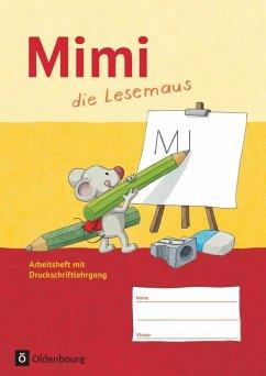 Mimi die Lesemaus Arbeitsheft Ausgabe F