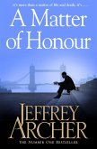 A Matter of Honour (eBook, ePUB)