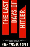 The Last Days of Hitler (eBook, ePUB)