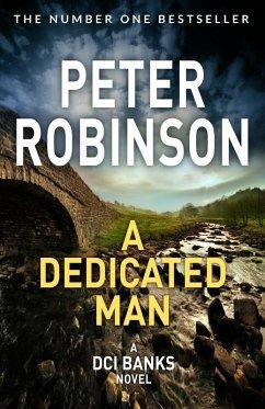A Dedicated Man (eBook, ePUB) - Robinson, Peter