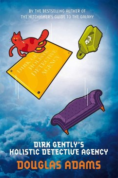 Dirk Gently's Holistic Detective Agency (eBook, ePUB) - Adams, Douglas
