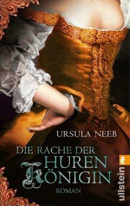 Buch-Reihe Frankfurter Hurenkönigin von Ursula Neeb