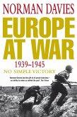 Europe at War 1939-1945 (eBook, ePUB)