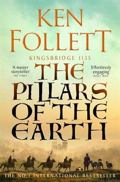 The Pillars of the Earth (eBook, ePUB) - Follett, Ken