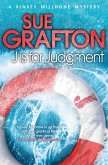 J is for Judgment (eBook, ePUB)