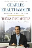 Things That Matter (eBook, ePUB)