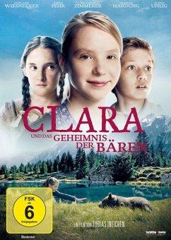 Clara und das Geheimnis der Bären - Zimmerer/Ricarda,Hardung/Damian,Wiesnekker/Roeland