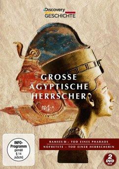 Discovery Geschichte - Große ägyptische Herrscher (2 Discs)