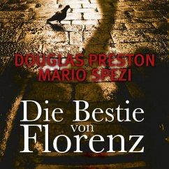 Die Bestie von Florenz (MP3-Download) - Preston, Douglas; Spezi, Mario