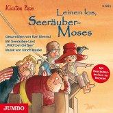 Leinen los, Seeräuber-Moses / Seeräuber-Moses Bd.2, 5 Audio-CDs