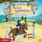 Paulina und Lancelot / Ponyhof Apfelblüte Bd.2 (1 Audio-CD)