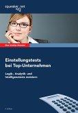 Einstellungstests bei Top-Unternehmen (eBook, PDF)