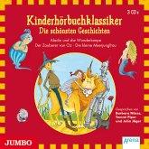 Kinderhörbuchklassiker. Die schönsten Geschichten, 3 Audio-CDs