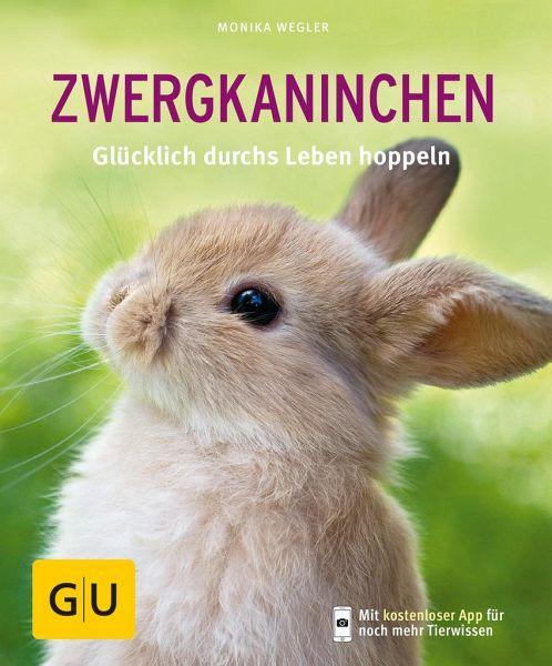 Zwergkaninchen Von Monika Wegler Buch Buecher De border=