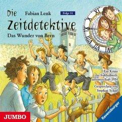 Das Wunder von Bern / Die Zeitdetektive Bd.31 (1 Audio-CD) - Lenk, Fabian