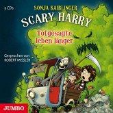 Totgesagte leben länger / Scary Harry Bd.2 (3 Audio-CDs)