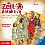 Caesar und die große Verschwörung / Die Zeitdetektive Bd.30 (1 Audio-CD)