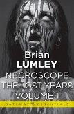Necroscope The Lost Years Vol 1 (eBook, ePUB)