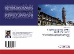 Seismic analysis of the Lamberti Tower