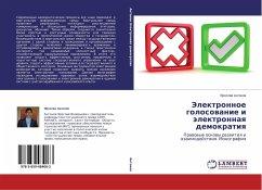 Jelektronnoe golosovanie i jelektronnaya demokratiya - Antonov, Yaroslav