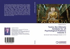 Tantra the Ultimate Antidote for all Psychological Problems Volume 2 - Krishnan, Jagadeesh