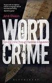 Wordcrime (eBook, PDF)