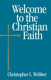 Welcome to the Christian Faith (eBook, ePUB)
