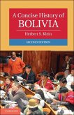 Concise History of Bolivia (eBook, ePUB)