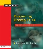 Beginning Drama 11-14 (eBook, PDF)